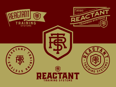 Reactant Training Systems Logo