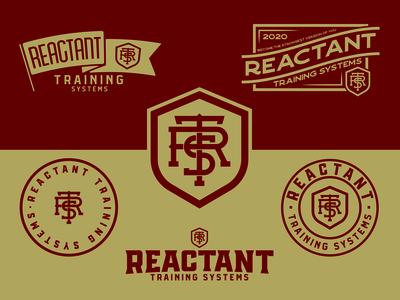 Reactant Training Systems Logo