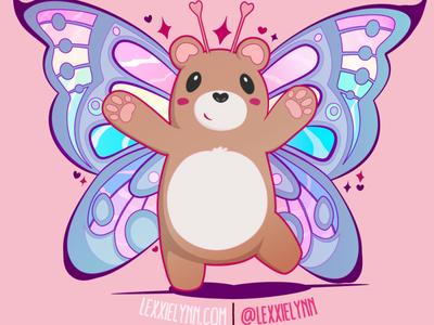 Butter Bear!!