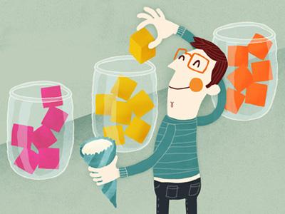 Pick'n'Mix – Part 2 illustration candy