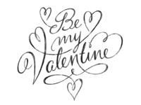 Be My Valentine Sketch / WIP