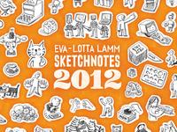 Sketchnotes 2012 – Cover sneak peek