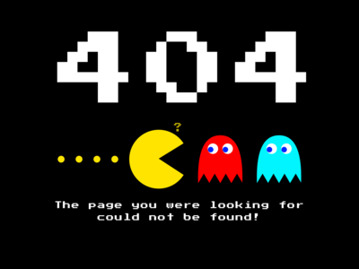 404 Page - Dailly UI #008