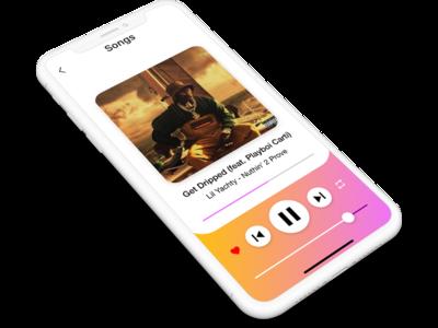 Music Player - Daily UI #009