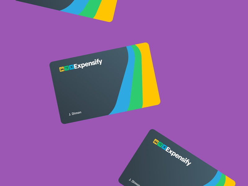 The Expensify Card card