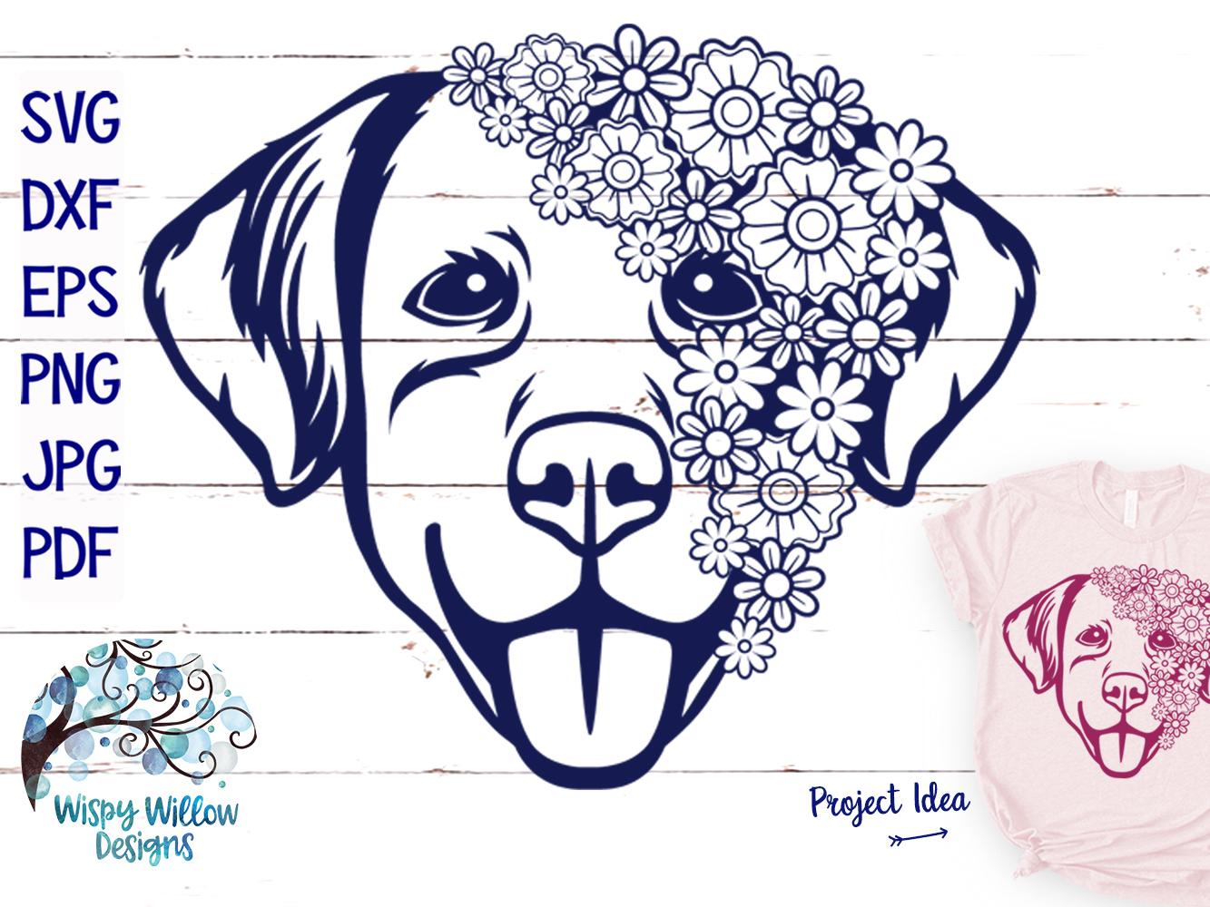 Dogfacezentangledesign