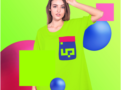 Ultra bright identity for the event фирменный стиль айдентика логотип logotype branding identity logo