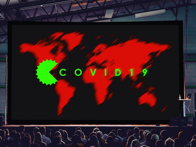 Identity for Covid19 logos minimal forum covid лого russia айдентика logodesign logo identity логотип design branding graphicdesign logotype covid19 identity logo