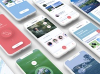 Gameday App Concept