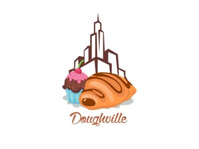 Doughville Logo