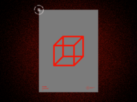 Cube - Poster Serie