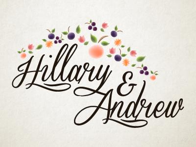 Wedding Logo wedding logo wedding design