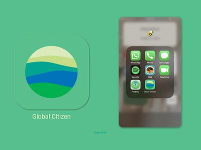 Daily UI 005 - App Icon logo minimal ux design ux ui design ui design dailyuichallenge daily ui 001 daily ui