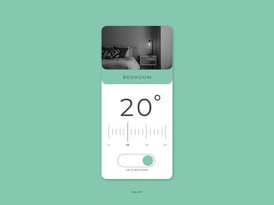 Daily UI 021 - Home monitoring dashboard web minimal ux design ux ui design ui design dailyuichallenge daily ui 001 daily ui