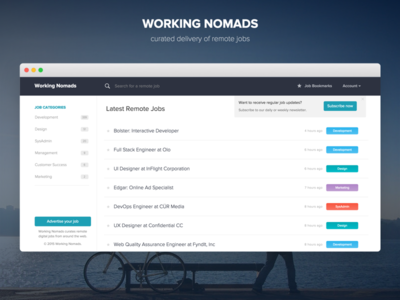 Working Nomads 2.0