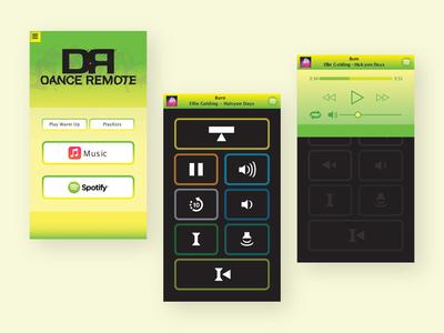 Dance Remote