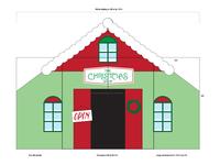 Christmas Pageant Set Design