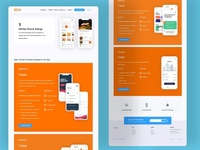 Pricing Web Page Template price section page web ux web ui web template web page price list page pricing page ux design ui design graphic design web design