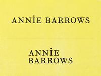 Annie Barrows Logo 1
