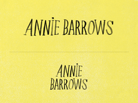 Annie Barrows Logo 2