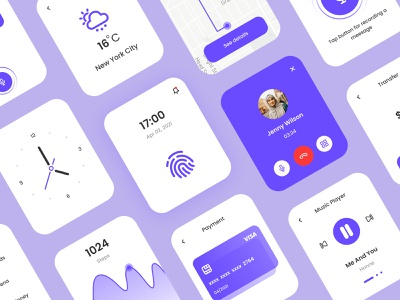 Smartwatch Interface Design branding figma ios daily ui watchui activity cool interface design apple watch watch smartwatch artists flat clean minimal explorations ux design app ui