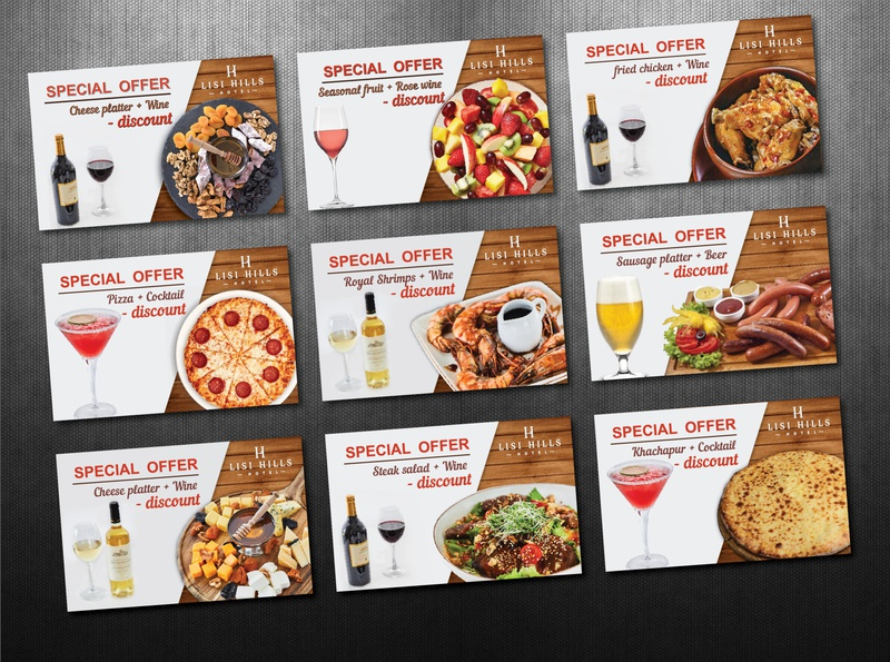 food offer posts graphic design printposter print facebook poster poster graphicdesign