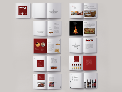 food brochure book brochure design printdesigner foodbrochure food illustration design graphic design graphicdesign
