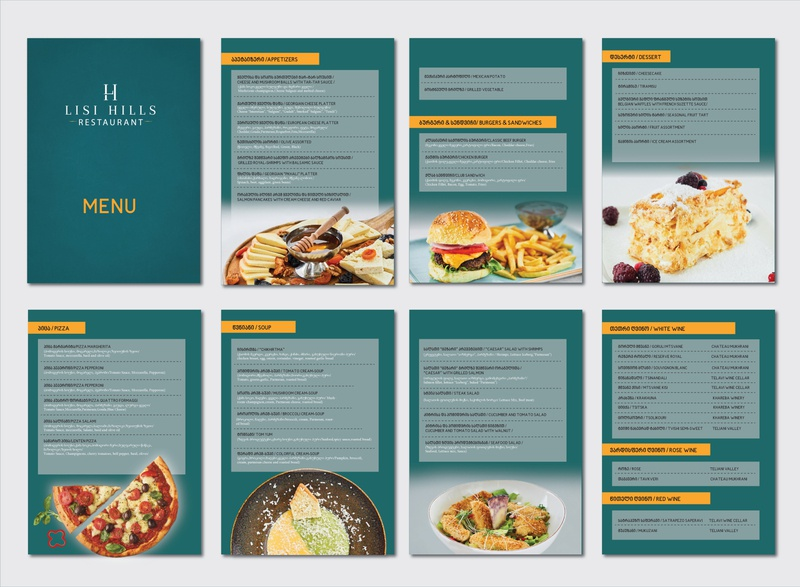 Restaurant online menu menu design restaurantmenu restaurant menu design graphic design graphicdesign