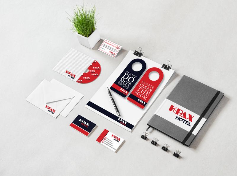 k pax brand identity envelope visitingcard visit card business card businesscard design graphic design graphicdesign branding design brand identity branding