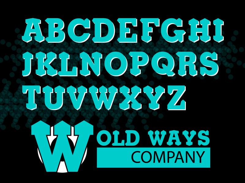 Font Design font awesome font family font design font logo vector design graphic design graphicdesign