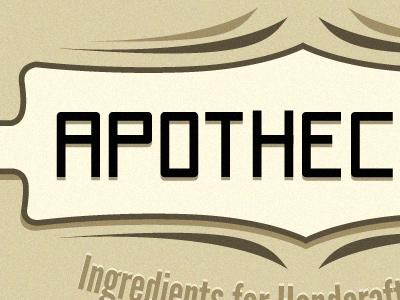 Apothe... Logo