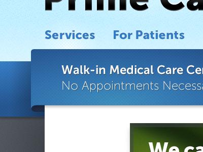Prime Care Redesign