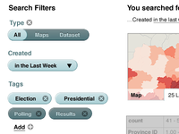 Search Filters