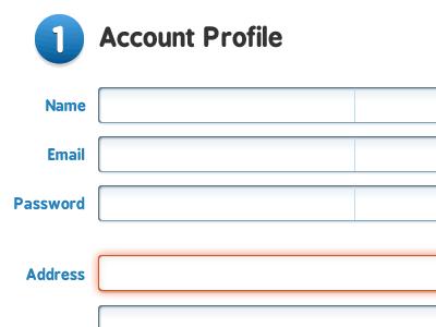 Registration Form form registration