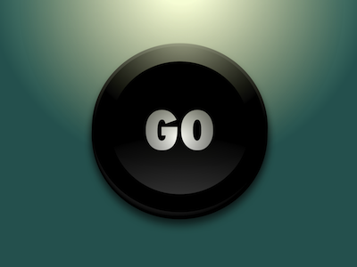 Go! Inkpad Button inkpad vector