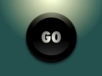 Go! Inkpad Button