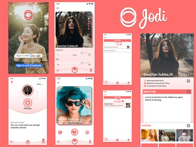 Jodi-Dating app