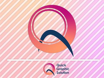 Quick Graphic Solution nepal illustrator branding