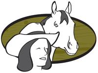 Cowgirls Horse Hotel Logo