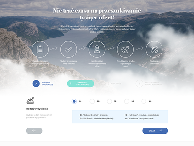 Travel agency (WIP) travel agency landing page form button icons simple ui site header