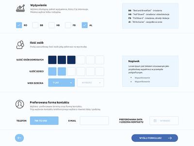 UI Form (WIP)