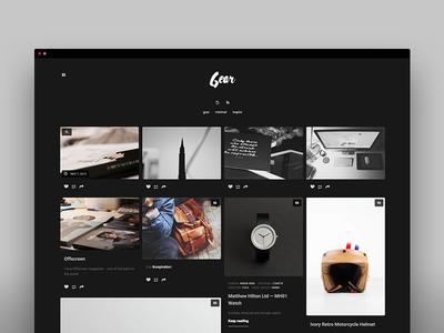(   objective   )   tumblr theme in black