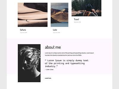 Adobe Muse Portfolio Templates minimal photographers gallery ui design web creative grid portfolio muse adobe muse
