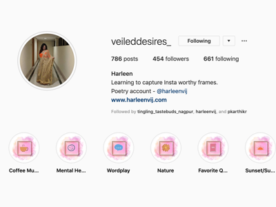 IG Highlights - Watercolor icon highlights branding design instagram