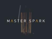 Master Spark Logo and Website