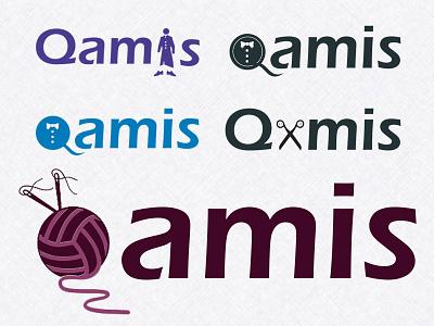 Qamis ui design logos logo design logo