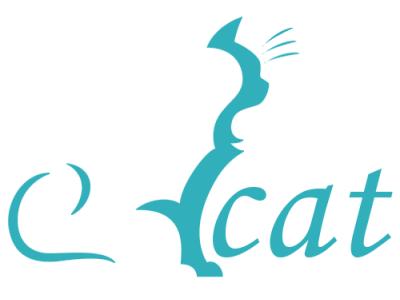 Cat Brand design ui logos logo design logo