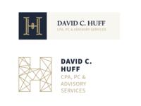 Huff CPA Branding
