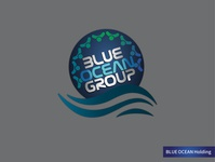 BLUE OCEAN GROUP Logo