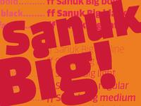 FF Sanuk Big is released